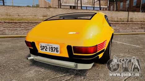 Volkswagen SP2 für GTA 4 hinten links Ansicht