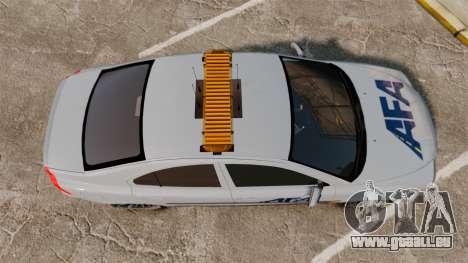 Volvo S60 AFA [ELS] pour GTA 4 est un droit