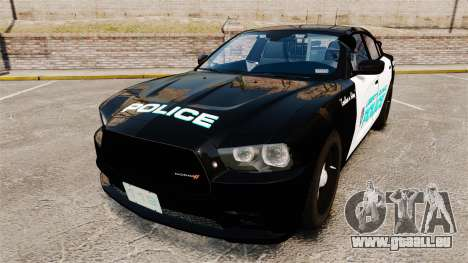 Dodge Charger 2011 Liberty Clinic Police [ELS] pour GTA 4