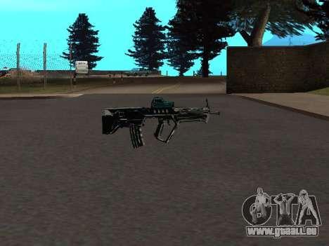 Un Nouveau Pack D'Armes pour GTA San Andreas quatrième écran