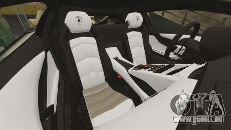 Lamborghini Aventador LP700-4 2012 [EPM] NFS pour GTA 4 est un côté