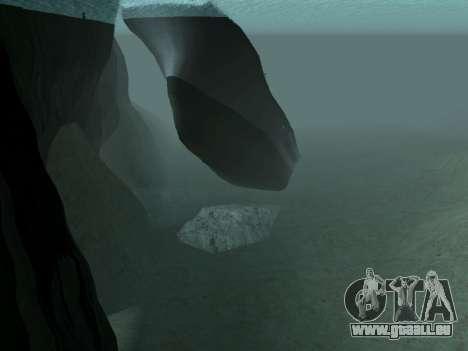 Das Wrack v2.0 Final für GTA San Andreas her Screenshot
