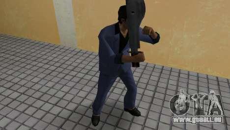 Waffen von Manhunt pack 2 für GTA Vice City siebten Screenshot