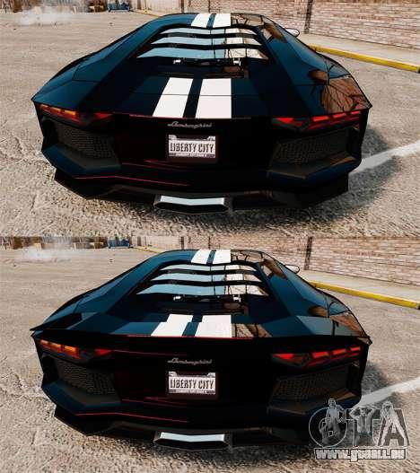 Lamborghini Aventador LP700-4 2012 [EPM] NFS für GTA 4 obere Ansicht