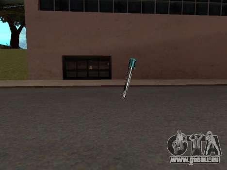 Eine Neue Packung Von Waffen für GTA San Andreas sechsten Screenshot