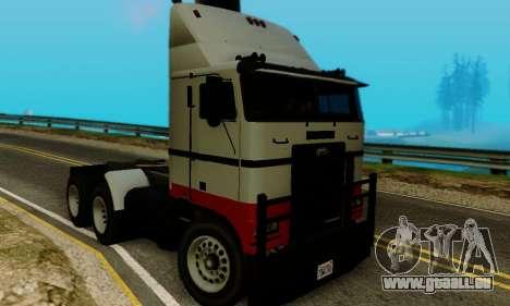 Hauler GTA V pour GTA San Andreas