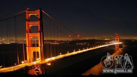 Les écrans de chargement, San Francisco pour GTA 4 cinquième écran