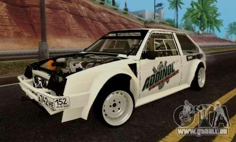VAZ 2108 RDA pour GTA San Andreas