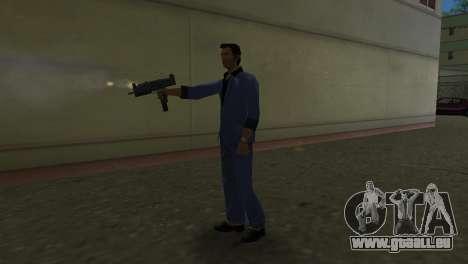 Les armes de Chasse à l'homme pack 2 GTA Vice City pour la troisième écran