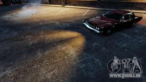 La lumière Orange pour GTA 4