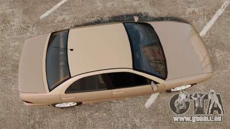 Dinka Chavos new wheels für GTA 4 rechte Ansicht