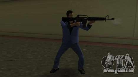 Les armes de Chasse à l'homme pack 2 pour GTA Vice City