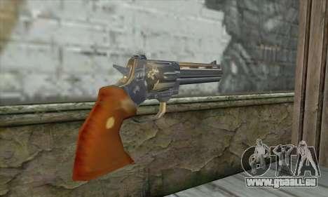 The Walking Dead Revolver pour GTA San Andreas deuxième écran