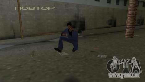 Animation de GTA Vice City Stories pour GTA Vice City septième écran