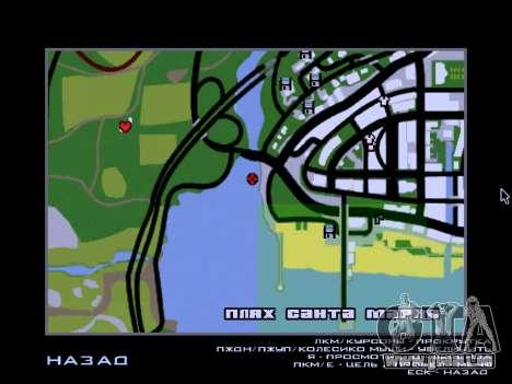 L'épave v2.0 Final pour GTA San Andreas cinquième écran