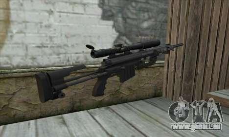 Sniper Rifle für GTA San Andreas zweiten Screenshot