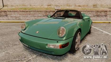 Porsche 911 Speedster für GTA 4