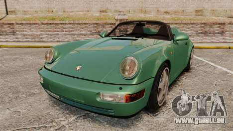 Porsche 911 Speedster pour GTA 4