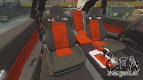 Nissan Skyline GT-R R34 V-Spec II für GTA 4 obere Ansicht