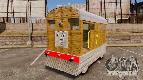 Train-Toby- pour GTA 4