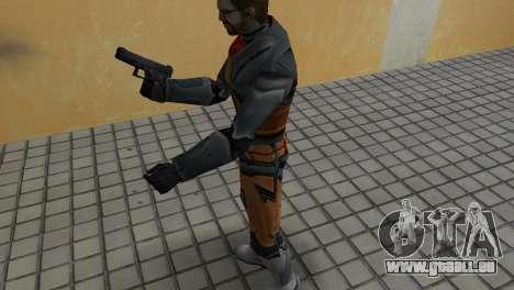Les armes de Chasse à l'homme GTA Vice City pour la deuxième capture d'écran