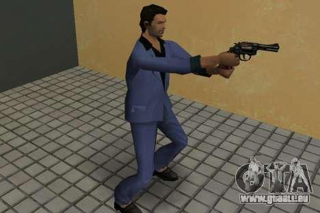 Les armes de Chasse à l'homme pour GTA Vice City