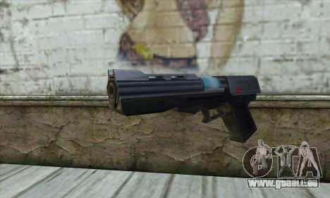 Die Waffe von Star Wars für GTA San Andreas