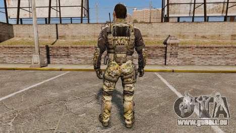 David Mason v2 für GTA 4 Sekunden Bildschirm