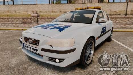 Volvo S60 AFA [ELS] pour GTA 4