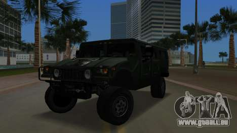 Hummer H1 Wagon für GTA Vice City