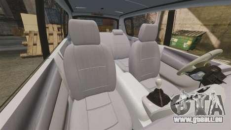 Renault Espace Police Nationale [ELS] für GTA 4 Seitenansicht