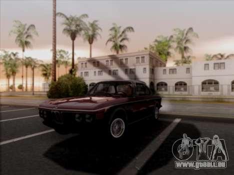BMW 3.0 CSL 1971 für GTA San Andreas