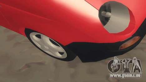 Daewoo Matiz I SE 1998 für GTA San Andreas rechten Ansicht