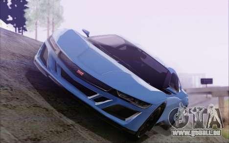 GTA V Dinka Jester HQLM pour GTA San Andreas