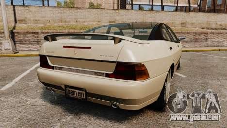 Imponte DF8-90 new wheels pour GTA 4 Vue arrière de la gauche