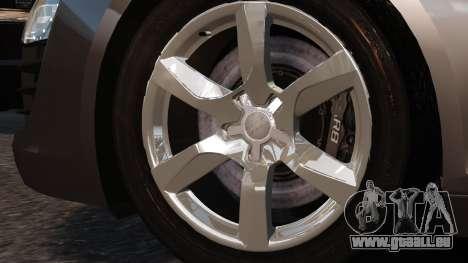 Audi R8 v1.1 pour GTA 4 est un droit