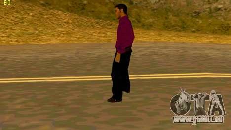 La nouvelle texture shmycr pour GTA San Andreas quatrième écran