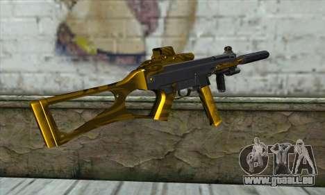 Machine pour GTA San Andreas deuxième écran