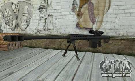 M82A3 für GTA San Andreas
