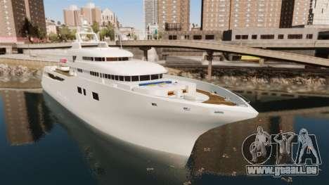 Plein de yacht pour GTA 4