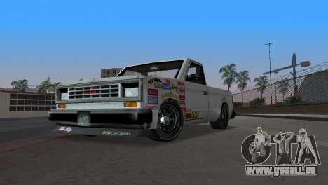 Bobcat Turbo für GTA Vice City