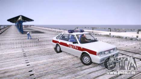 Daewoo FSO Polonez Caro Fire für GTA 4 linke Ansicht