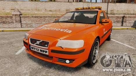 Volvo S60 tecnovia [ELS] pour GTA 4
