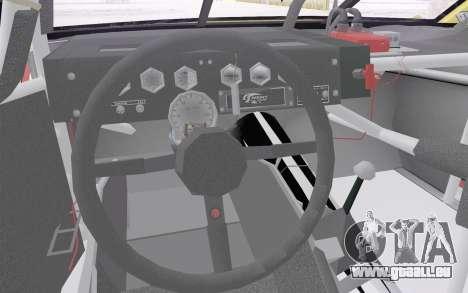 Ford Fusion NASCAR Sprint Cup 2013 für GTA San Andreas Rückansicht