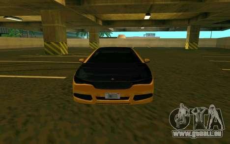 Ubermacht Oracle из GTA pour GTA San Andreas laissé vue