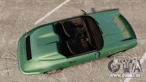 Porsche 911 Speedster pour GTA 4 est un droit