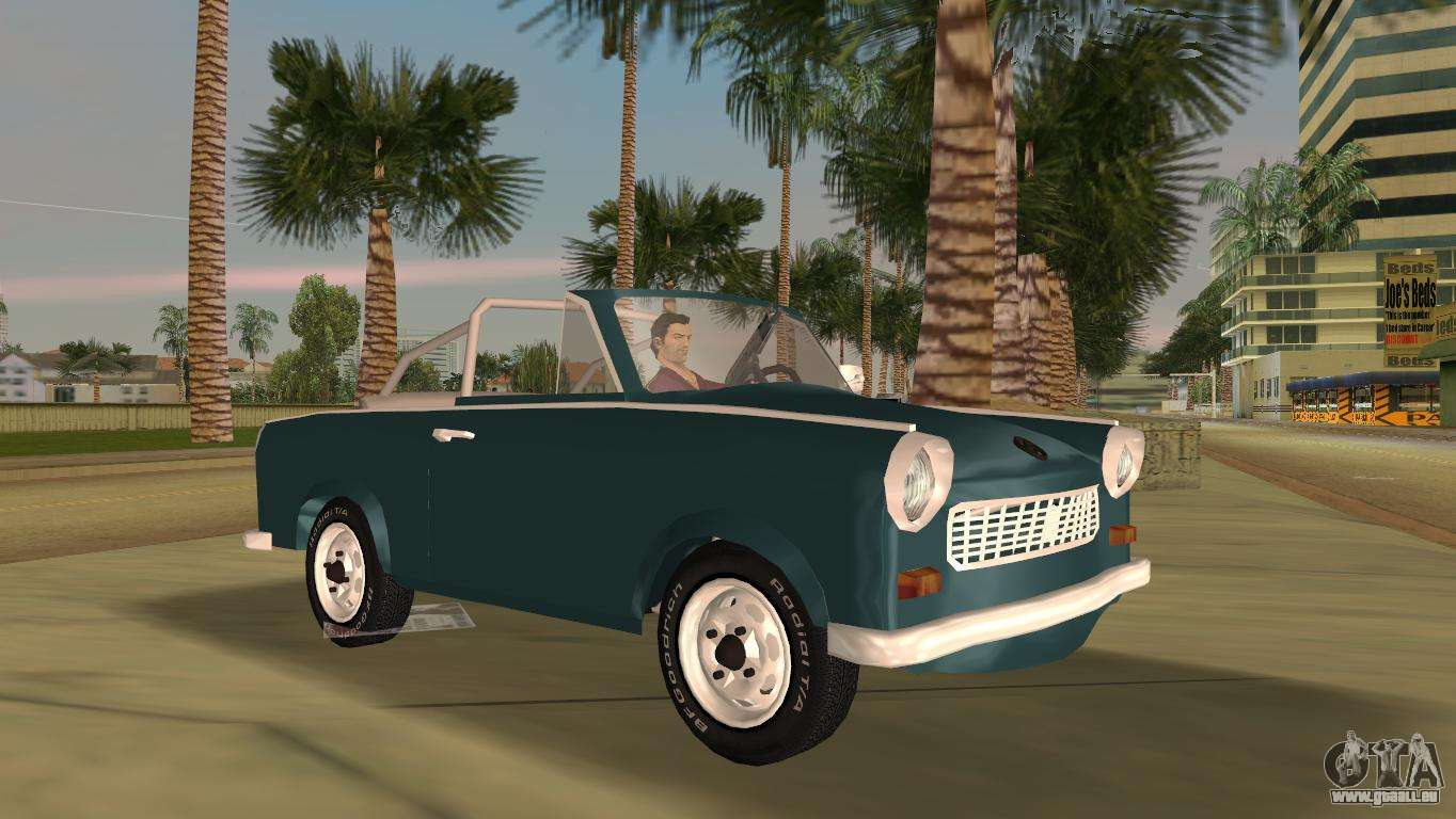 Mr Whoopee Car In Gta Vice City Cheat