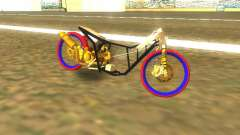 Drag Mio Full GOLD pour GTA San Andreas