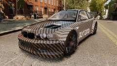 BMW M3 GTR 2012 Drift Edition pour GTA 4