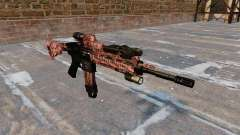 Automatische Gewehr Colt M4A1 für GTA 4